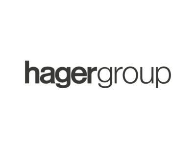 Logo Hager Group