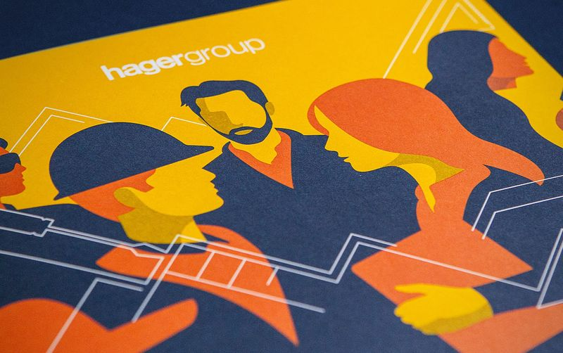 Hager Group AR2019/20 - A journey into the future